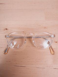 Clear Frame Eyeglasses