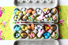 Fun Easter treat giving idea!!! Love this!