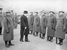Horse Guards Parade, Home Guard, British Home, British Prime Ministers, Battle Of Britain, Old London, Winston Churchill, British History, Military History