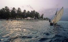 Kuna Yala vive en las islas del archipiélago San Blas (Panamá). / Frederic Soltan