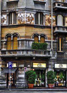 Via Solari - Milano - Italy
