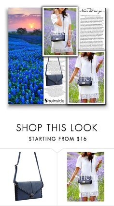 """Sheinside"" by water-polo ❤ liked on Polyvore featuring Sheinside, polyvoreeditorial and waterpolo"