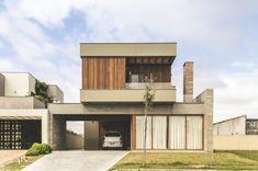 Imagem 1 de 36 da galeria de Residência MKS / dDM+ Ateliê de Arquitetura. Fotografia de Marcos Tadeu Pretto