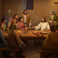 Christian Sermon: The Meaning of the Lord Jesus' Appearance to Man After His Resurrection Pictures Of Jesus Christ, Bible Pictures, King Jesus, Jesus Is Lord, Jesus Appearance, Jesus Return, Holy Quotes, Jesus Resurrection, Last Supper
