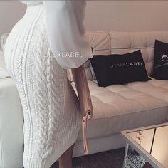 JLUXLABEL aka JAIDECLOTHING @jluxlabel Uptown Knit Skirt...Instagram photo   Websta (Webstagram)