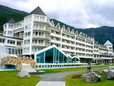 Hotel Ullensvang in Lofthus, Norway! @visitnorwayusa @Fjord Norway #VisitNorwayUSA