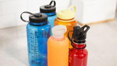 Is your water bottle nasty? Our easy tips will help you clean out the gunk.