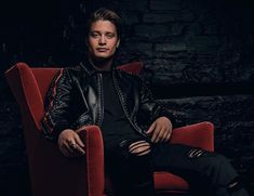 Norwegian dj and producer #Kygo wearing the #Dsquared2 studded leather jacket from the Collection Spring Summer 2018 #D2Friends