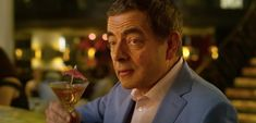 That was sooner than I expected. Universal has revealed the first trailer for spy spoof comedy Johnny English Strikes Again, the third movie in the Johnny Johnny English, Strikes Again, Rowan, Comedy, Spy, Third, Movies, Collections, News