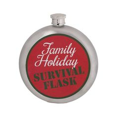 Wembley Family Holiday Survival Flask, Ovrfl Oth