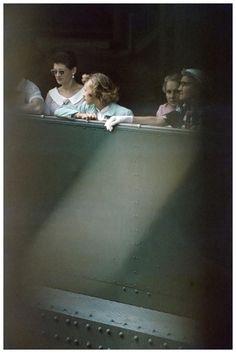 lapetitecole: Saul Leiter Baseball - 1953