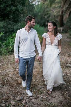 Un mariage à Taroudant au Maroc - La mariée aux pieds nus - Photo : Lifestories Wedding - Yann Audic | la mariee aux pieds nus