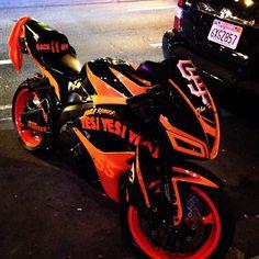 San Francisco Giants Motorcycle | #worldseries #sfgiants