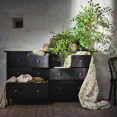 Se hvad jeg har fundet i IKEA - hemnes kommode Hemnes, 60 Kg, My New Room, Interior Design, Bedroom, Storage, Inspiration, Furniture, Modern