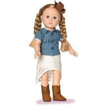 My Life As Country Pop Star Doll, Blonde