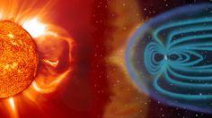 Misteri Medan Magnet Bumi Dan Benda Luar Angkasa