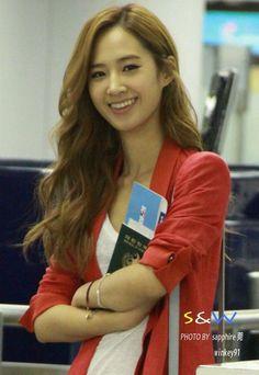 Yuri's Airport Beauty