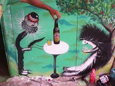 Work by Santa Monica  Rio Grande da Serra São Paulo Brazil