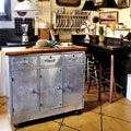 Steel Cabinet for Kitch Island...