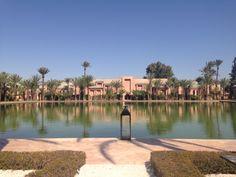 Amanjena, Marrakech, Morocco Marrakech Morocco, Resorts, Outdoor Decor, Vacation Resorts, Vacation Places