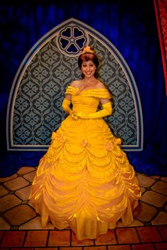 I WILL BE BELLE