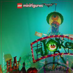 LEGO Minifigures 71017 Serie THE LEGO BATMAN MOVIE - Batman - Display Frame Background 230mm Plain - Clicca sull'immagine per scaricarla gratuitamente!