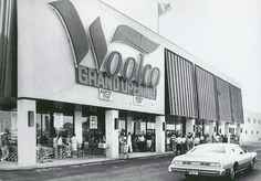 This photo, taken on Aug. 21, 1974, shows the grand opening of the Woolco department store at the Village Mall in Willingboro. Courtesy of the Burlington County Times - Vintage photos of shops and stores in N.J. - Photo Gallery - NJ.com