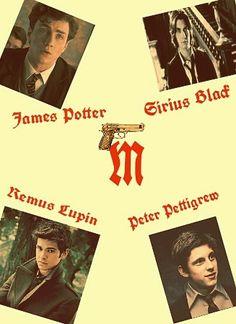 Peter Pettigrew, James Potter, Movie Posters, Movies, Film Poster, Films, Movie, Film, Movie Theater