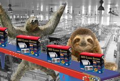 Nintendo hires second sloth at NES Classic factory (Fauxclusive)