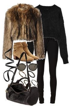 """""""Untitled #8231"""" by nikka-phillips ❤ liked on Polyvore featuring rag & bone/JEAN, ASOS, Dolce&Gabbana, RetroSuperFuture, RED Valentino, Yves Saint Laurent, Alexander Wang and H&M"""
