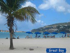 St. Maarten,  Great Bay