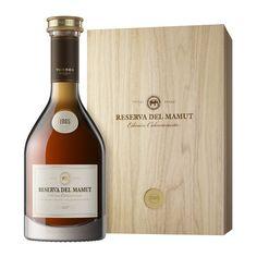 Brandy Vintage Reserva del Mamut Edición Coleccionista