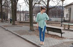 Ravelry: Kimono-oh pattern by Anna & Heidi Pickles