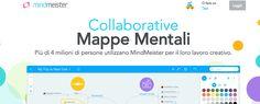 MindMeister: hai mai creato una mappa mentale collaborativa?