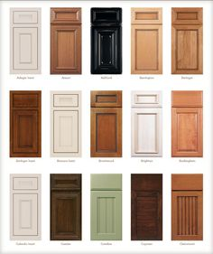 Kitchen Cabinet Wood Types | Wooden kitchen cabinets, Wooden kitchen ...
