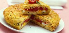 Frittata di spaghetti farcita al forno, una ricetta gustosa | Ultime Notizie Flash