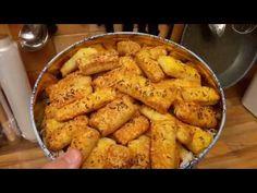 (341) Sós aprósütemény teasütemény recept. Pofon egyszerű! /Szoky konyhája/ - YouTube Chicken Wings, Appetizers, Meat, Ethnic Recipes, Food, Youtube, Pictures, Food Food, Photos