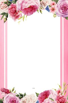 Little fresh flowers romantic pink background psd layered advertising background Watercolor Flower Background, Flower Background Wallpaper, Flower Backgrounds, Colorful Backgrounds, Plant Wallpaper, Wallpaper Art, Frame Floral, Flower Frame, Flower Art