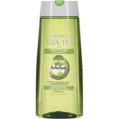 Discover a purer way to boost the health of your hair with this unique 94% biodegradable formula. This ultra-clean system, infused with acerola berry antioxidant, provides the ultimate daily refreshment with no heavy residue and weightless shine. Results: refreshingly clean hair that's 10x stronger and 4x healthier.