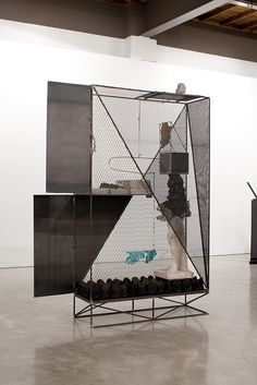 Nick van Woert / the primitive the hut, 2011