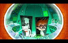 Nate Wragg Art and Illustration: Mr.Peabody & Sherman