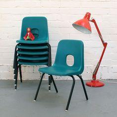 Vintage Hille Child's Chair