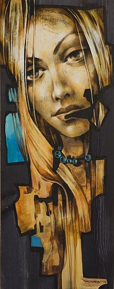 Victoria Stoyanova, 1968 ~ Scent of a Woman   Tutt'Art@   Pittura * Scultura * Poesia * Musica  