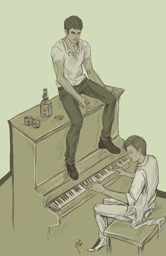 you and i by ~zephyrianBoom on deviantART
