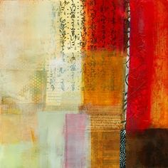 "12""x12"" Grid Series by Jane Davies"