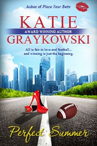 Seriously FUNNY book and a stunning voice! Just bought and can't wait to read Ruby Release: Perfect Summer by Katie Graykowski