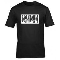 JustVidman - Hmmm Glitch felnőtt póló Mens Tops, T Shirt, Fashion, Supreme T Shirt, Moda, Tee Shirt, Fashion Styles, Fashion Illustrations, Tee