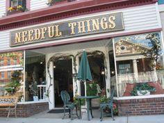 stephen king - needful things store