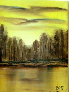 Olej,plátno ....