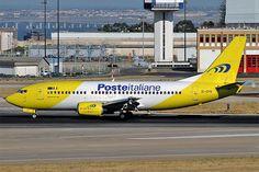 Mistral Air Boeing 737-300 EI-CFQ Poste Italiane livery | por José Manuel Dias